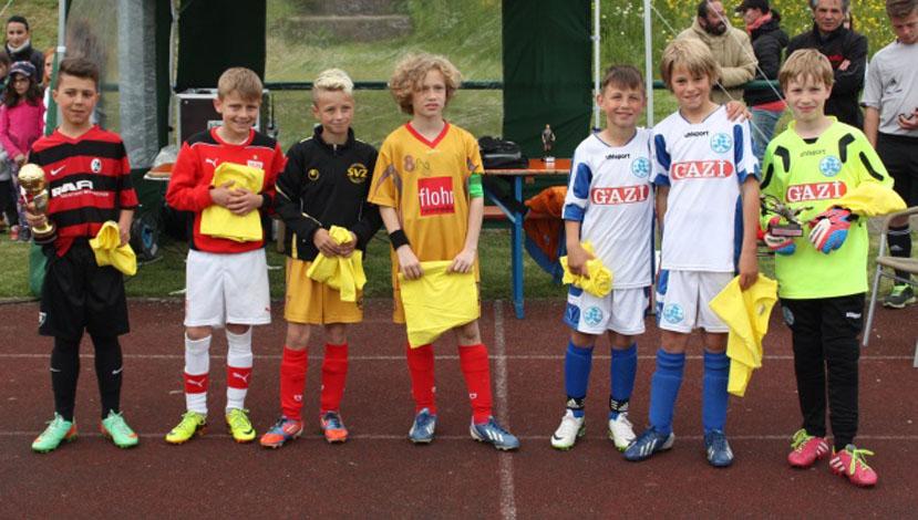Schwarzwald Junior Cup 2014 - All Star Team